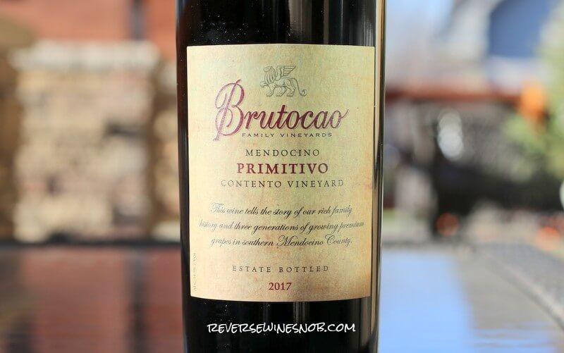 2017 Brutocao Primitivo Insider Deal