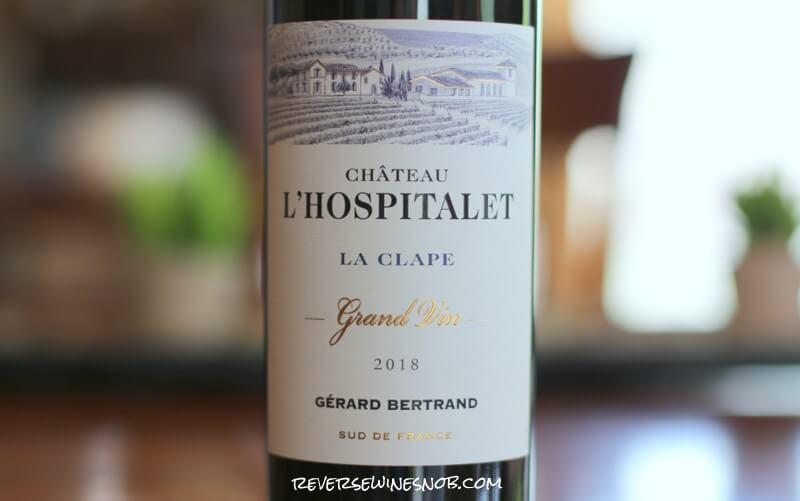 Chateau l'Hospitalet Grand Vin Rouge - Good Medicine
