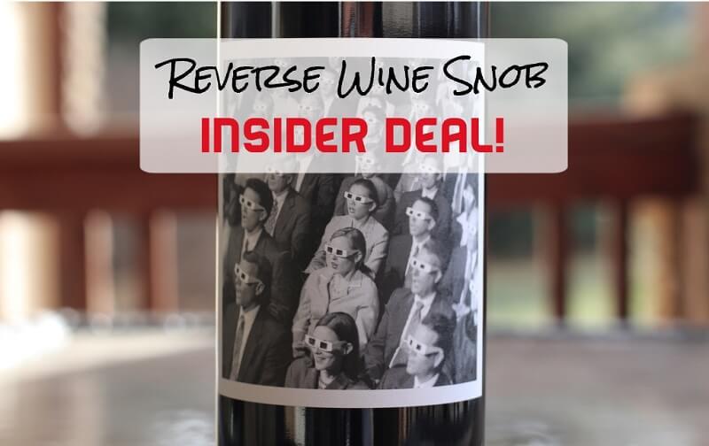 INSIDER DEAL! Cult Lodi Cabernet Sauvignon - Even Crazier Good