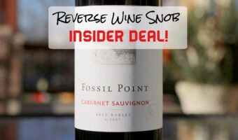 INSIDER DEAL! Fossil Point Cabernet Sauvignon - Super Smooth and Satisfying