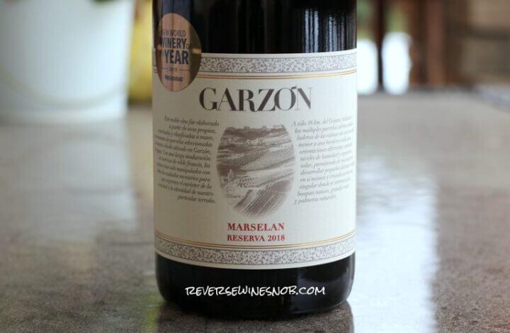 Bodega Garzon Marselan Reserve - Deliciously Tannic