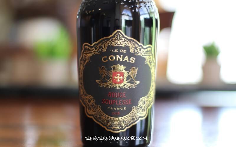 Ile De Conas Rouge Souplesse – Super Smooth
