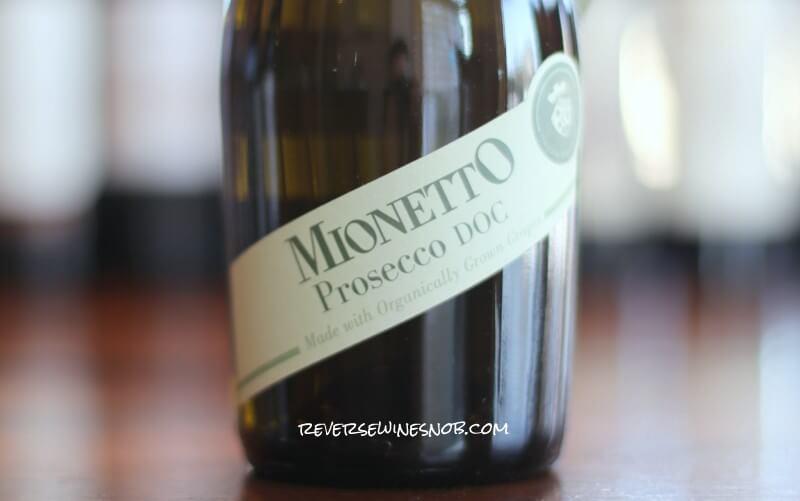 Mionetto Prestige Organic Prosecco Extra Dry – Naturally Tasty