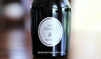 Miss Anais Red Blend - An Easy Sipper