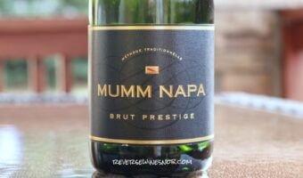Mumm Napa Brut Prestige - Classic Classy Bubbles
