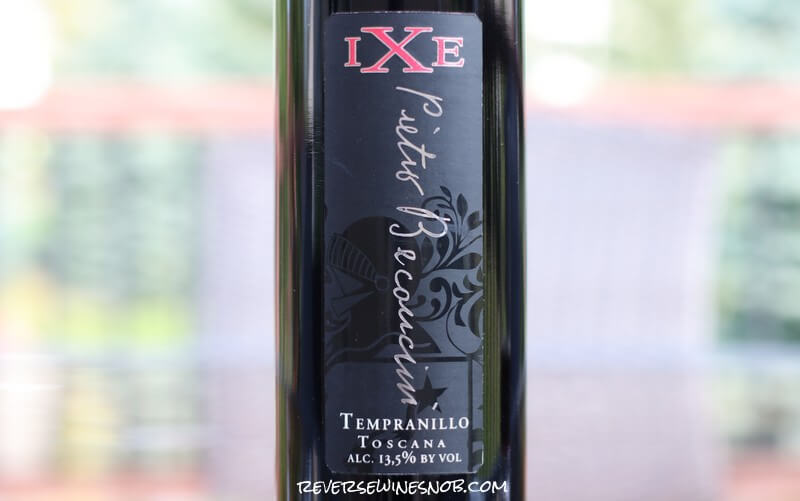 Pietro Beconcini Ixe - Tuscan Tempranillo!