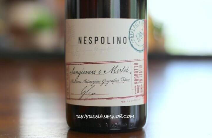 Poderi dal Nespoli Nespolino Rosso – An Easy-Drinking Italian