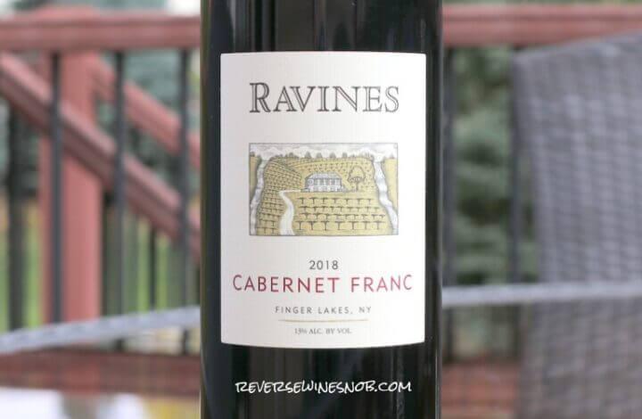 Ravines Wine Cellars Cabernet Franc - Splendid