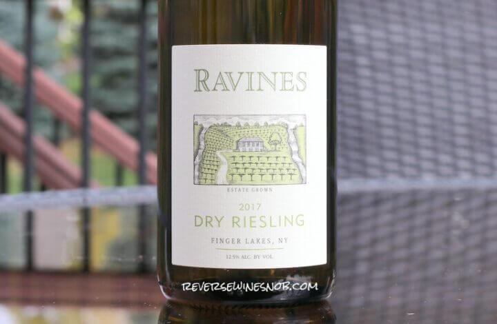 Ravines Dry Riesling and White Springs Vineyard Dry Riesling Reviews