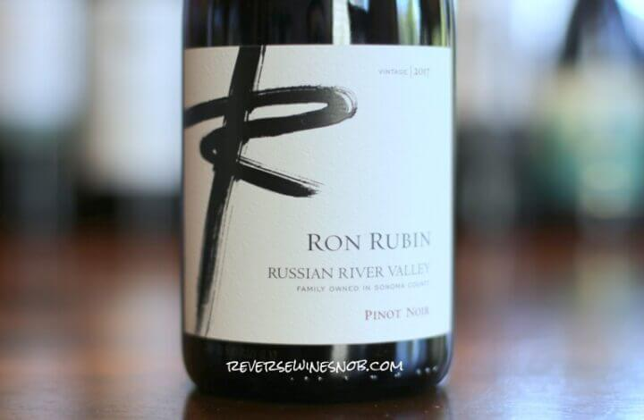 Ron Rubin Winery Russian River Valley Pinot Noir Review