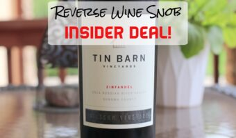 Tin Barn Gilsson Vineyard Russian River Valley Zinfandel - Just Get It