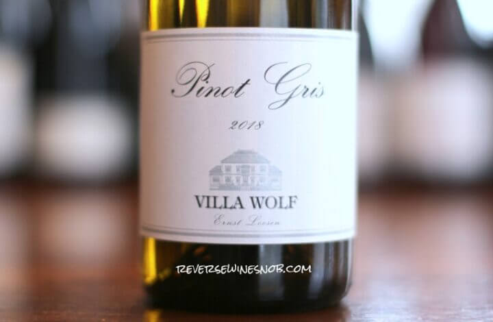 Villa Wolf Pinot Gris - Crowd Pleasing