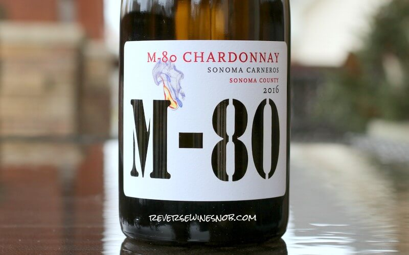 Vinum Cellars M-80 Chardonnay