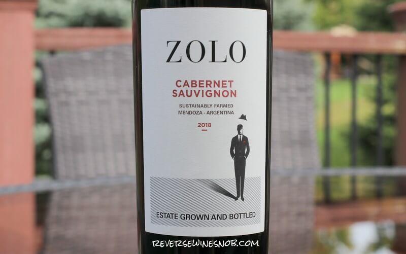 Zolo Cabernet Sauvignon - Solid