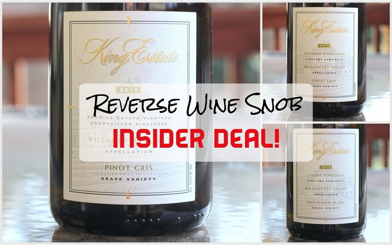 INSIDER DEAL! King Estate Mixed Whites - Royally Good