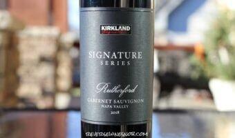 Kirkland Signature Series Rutherford Cabernet Sauvignon - Respectable
