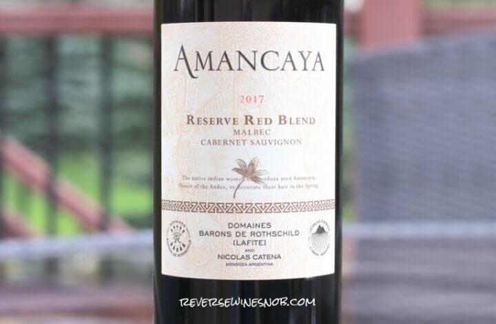Bodegas Caro Amancaya Gran Reserva - Ripe And Ready