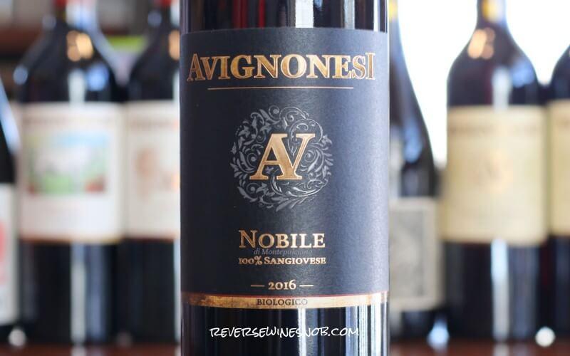 Avignonesi Vino Nobile di Montepulciano - Quite Good