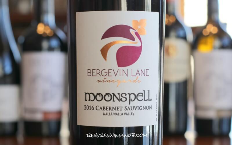 An Enchanting INSIDER DEAL! Bergevin Lane Moonspell Cabernet Sauvignon