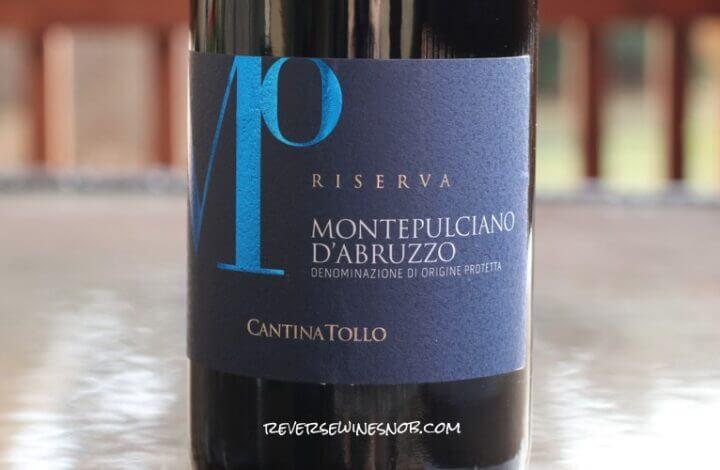 Cantina Tollo Mo Montepulciano d'Abruzzo Riserva - Smooth and Harmonious