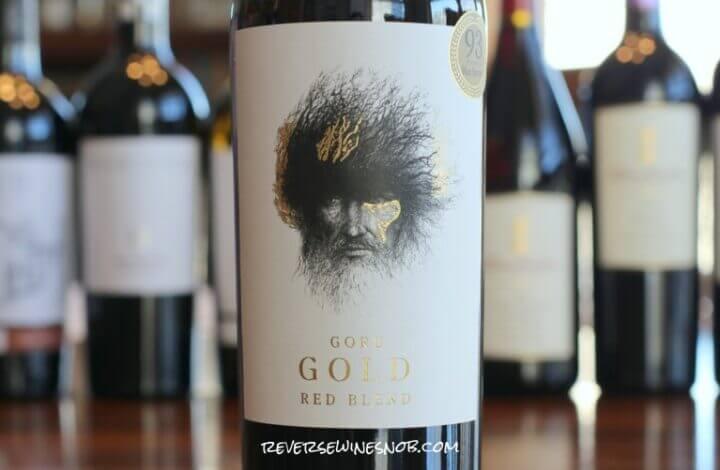 Ego Bodegas Goru Gold Red Blend – Eureka