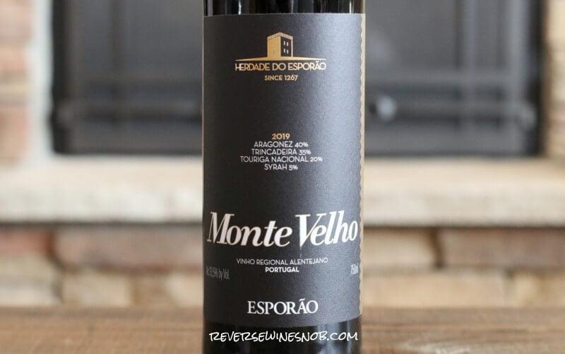 Esporao Monte Velho Red - A Solid Sipper