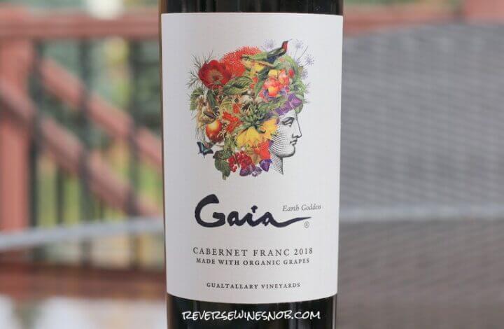 Domaine Bousquet Gaia Cabernet Franc - Downright Delicious