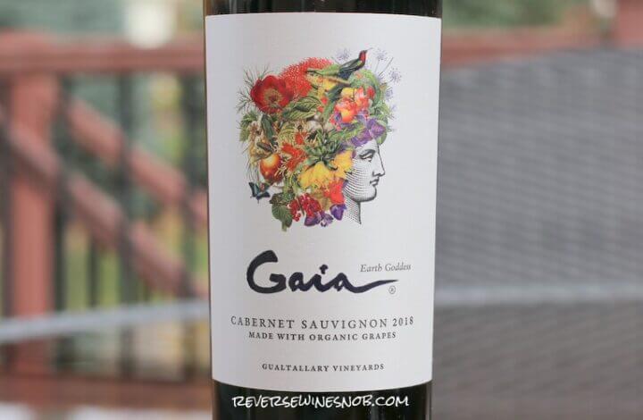 Domaine Bousquet Gaia Cabernet Sauvignon - Rich and Tasty