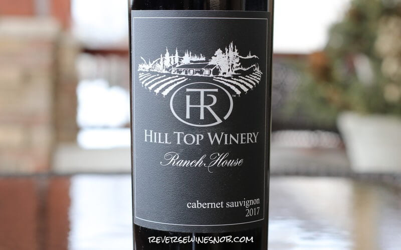 INSIDER DEAL! Hill Top Winery Ranch House Cabernet Sauvignon