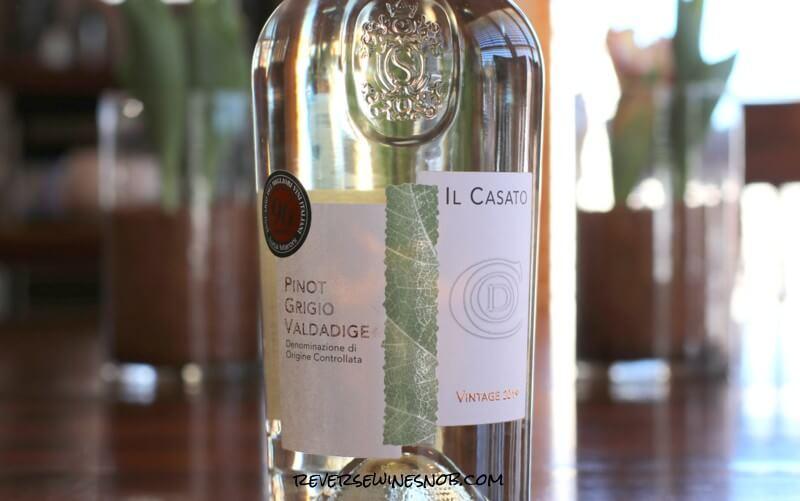 Il Casato Pinot Grigio – Your New House Wine