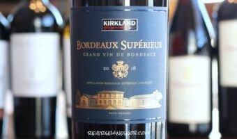 Kirkland Signature Bordeaux Superieur - A Bordeaux Bargain From Costco