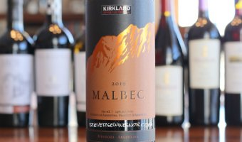 Kirkland Signature Malbec - A Winner For $7