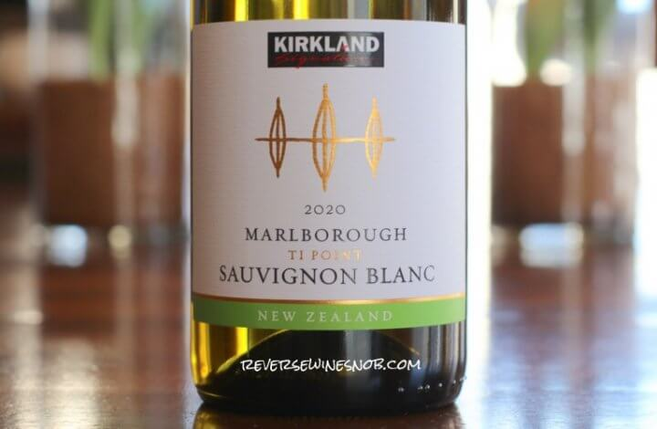 Kirkland Signature Marlborough Sauvignon Blanc – On Point