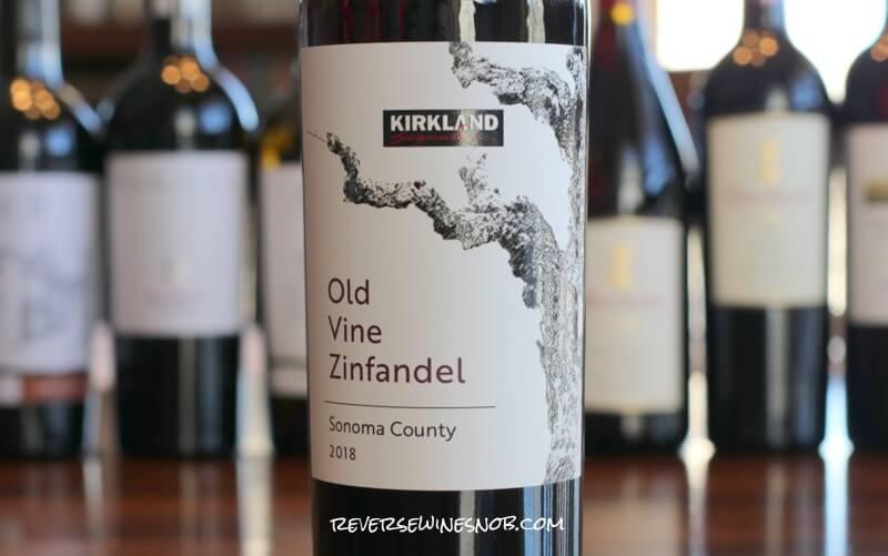 Kirkland Signature Sonoma County Old Vine Zinfandel - Classic Zin At A Great Costco Price