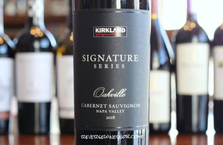 Kirkland Signature Series Oakville Cabernet Sauvignon - Elegant and Balanced