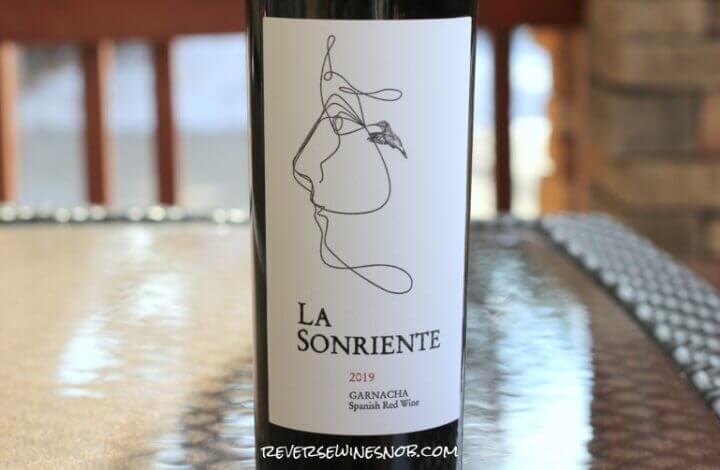 La Sonriente Garnacha - A Trader Joe's Top Pick!