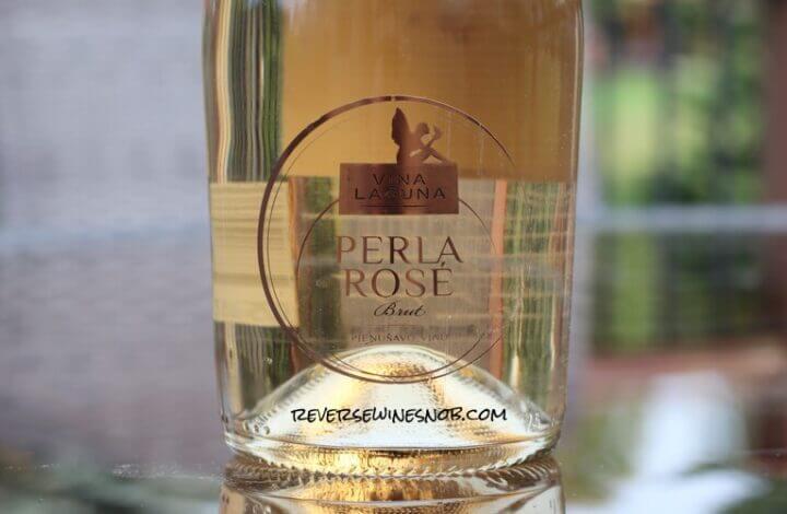 Vina Laguna Perla Rosé Brut – Very Refreshing