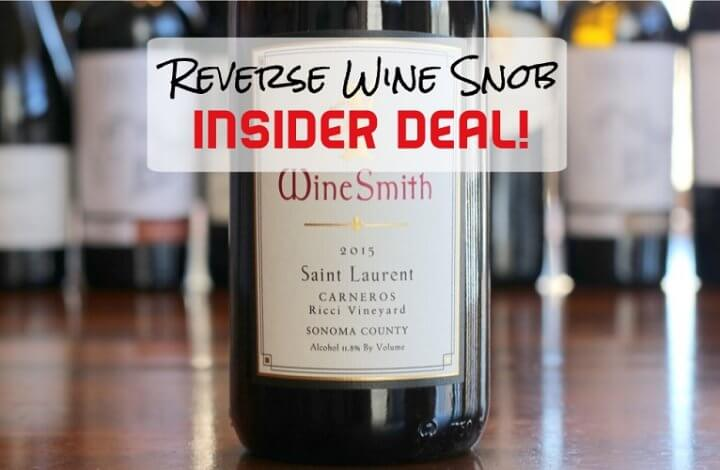 INSIDER DEAL! Winesmith Saint Laurent - Divinely Good
