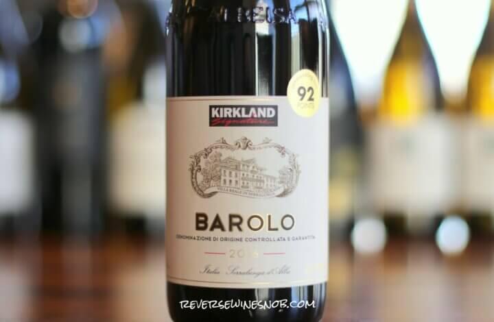 Kirkland Signature Barolo - Big Name Little Price