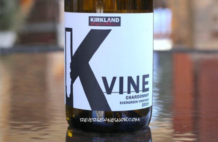 Kirkland Signature K Vine Chardonnay – High Expectations