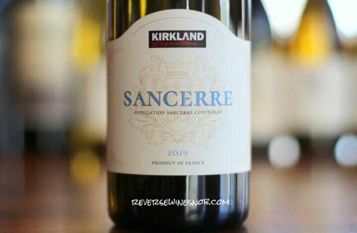 Kirkland Signature Sancerre - Solid