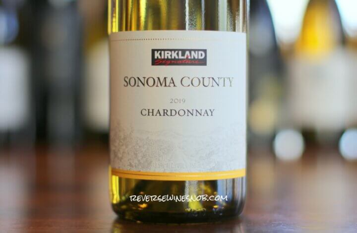 Kirkland Signature Sonoma County Chardonnay - Butterlicious