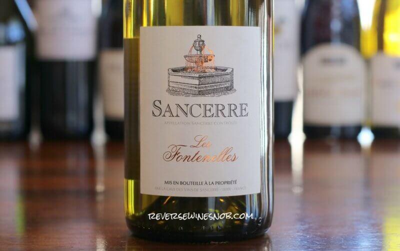 Cave des Vins Les Fontenelles Sancerre Blanc
