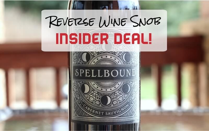 INSIDER DEAL! Spellbound Cabernet Sauvignon - 6 Bottles for Only $49.99