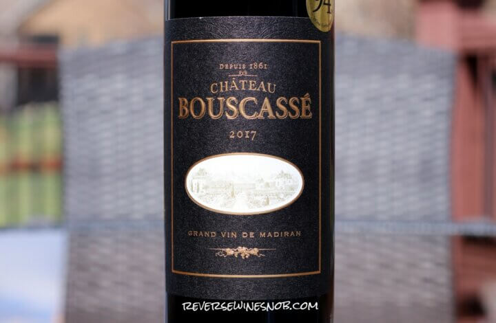 Chateau Bouscassé Madiran - A Terrific Tannic Tannat Blend