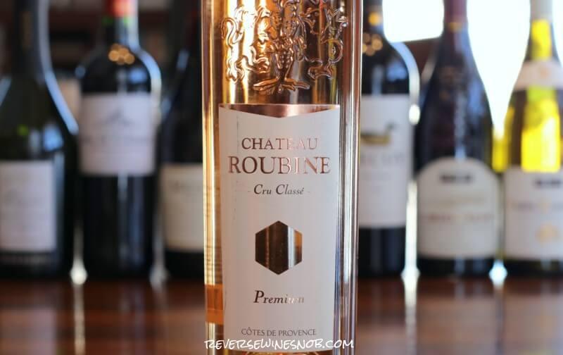 2017 Chateau Roubine Cru Classé Premium Provence Rosé