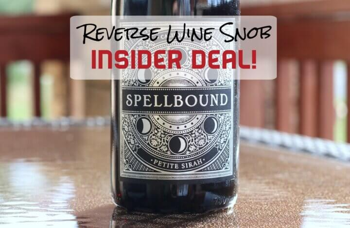 INSIDER DEAL! Spellbound Petite Sirah - 6 Bottles for Just $49.99