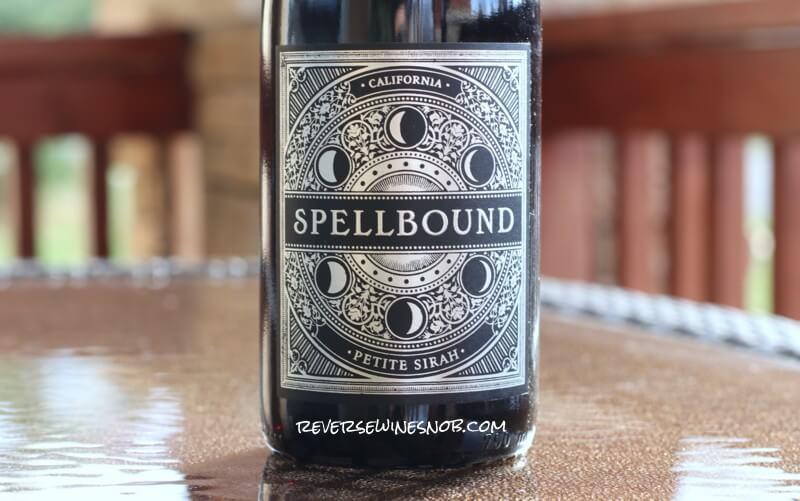 2017 Spellbound Petite Sirah