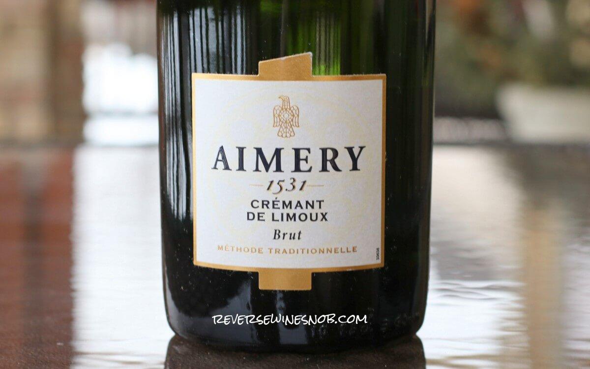 Aimery 1531 Cremant de Limoux Brut