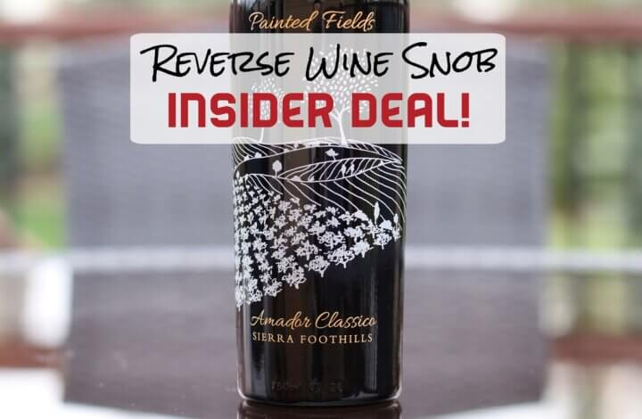 INSIDER DEAL! Andis Wines Painted Fields Amador Classico - Marvelous